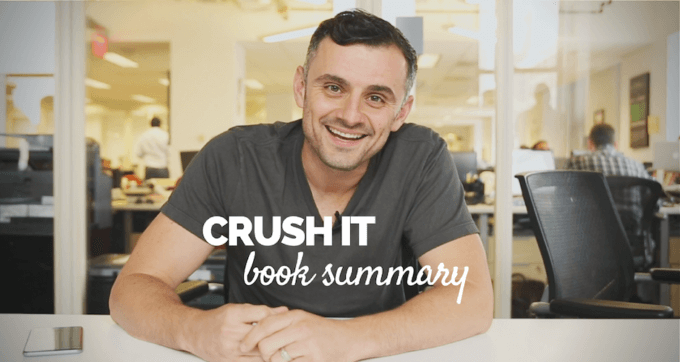 Gary Vaynerchuk Crush It Pdf