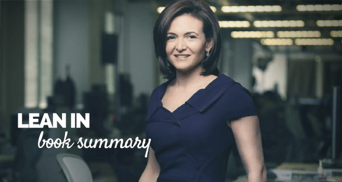 Lean In by Sheryl Sandberg Book Summary and PDF