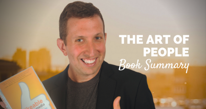 The Art of People by Dave Kerpen book summary and pdf