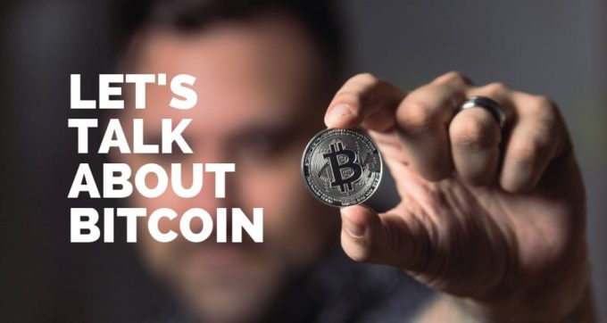 lets talk about bitcoin