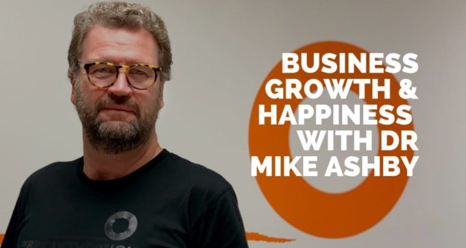 business growth and happiness mike ashby