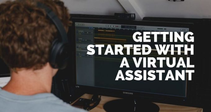 getting started with a virtual assistant