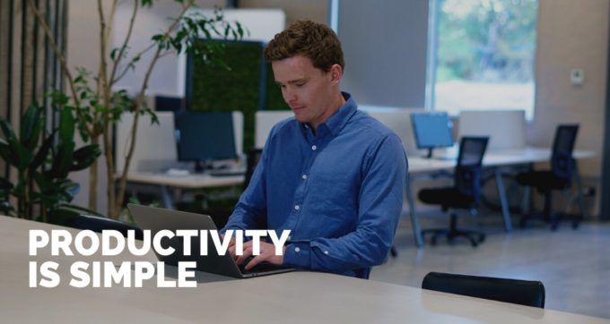 productivity is simple
